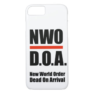 NWO D.O.A. iPhone 7 Case - (see all case options)