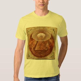 NWO Illuminati Tshirts