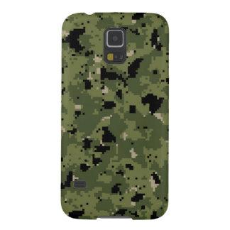 NWU Type 3 Digital Woodland Camo Galaxy S5 Cover