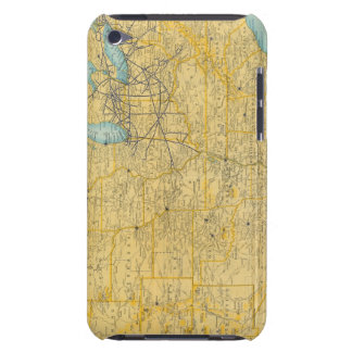 NY Central Lines iPod Touch Cases