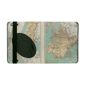 NY City, Brooklyn iPad Case