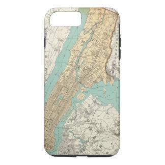 NY City, Brooklyn iPhone 8 Plus/7 Plus Case
