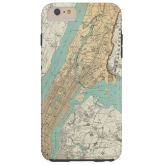 NY City, Brooklyn Tough iPhone 6 Plus Case