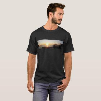 NY ferry skyline T-Shirt