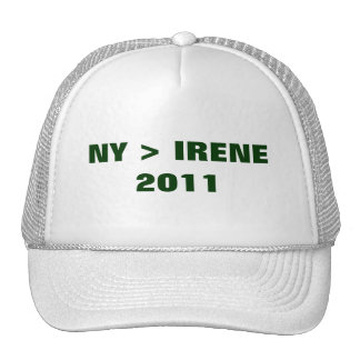 NY > IRENE TRUCKER HATS
