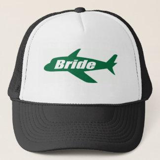 NY Jet's Bachelorette Trucker Hat