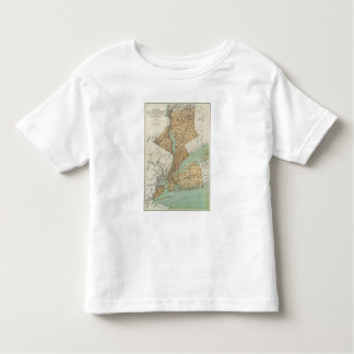 NY, Kings, Queens, Richmond, Rockland Toddler T-Shirt