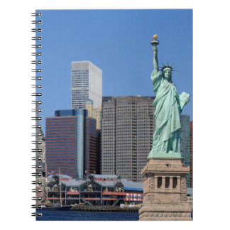 NY LIBERTY 2 SPIRAL NOTE BOOK