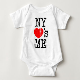 NY Loves Me Baby Bodysuit