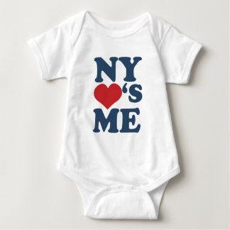 NY Loves Me Baby Bodysuit