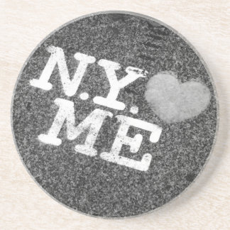 NY Loves Me Coaster