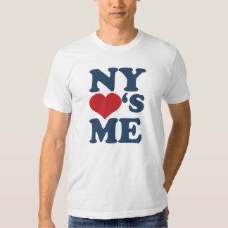 NY Loves Me T Shirt