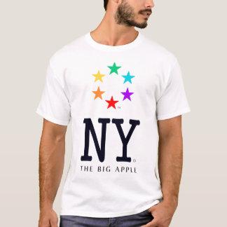 NY New York NYC Rainbow Pride Love LGBT Harlem T-Shirt