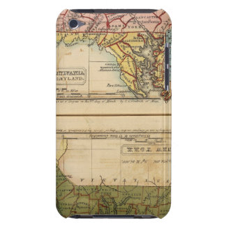 NY, NJ, Pa, Del, Md Barely There iPod Cases
