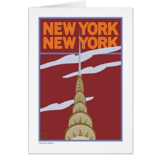 NY, NY-Card Card