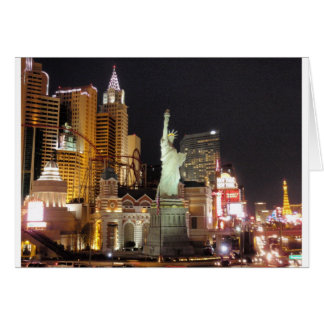 NY, NY - Vegas Card