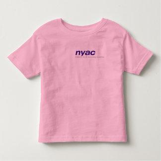 NYAC Toddler's Ringer T Tee Shirts