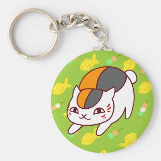 Nyanko Sensei Key Chain