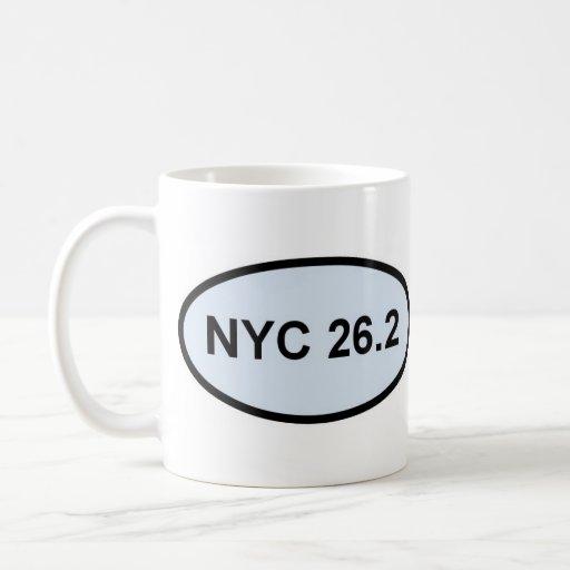nyc 26.2 pride 3.0 coffee mugs