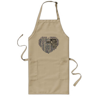 NYC apron - choose style & color