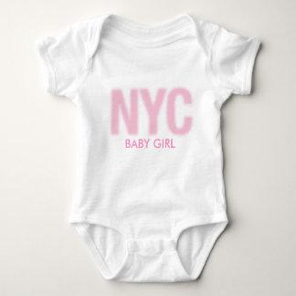 NYC BABY GIRL Onsee Baby Bodysuit