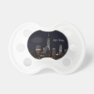 NYC Baby Pacifier* Dummy