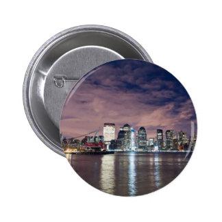 nyc 6 cm round badge