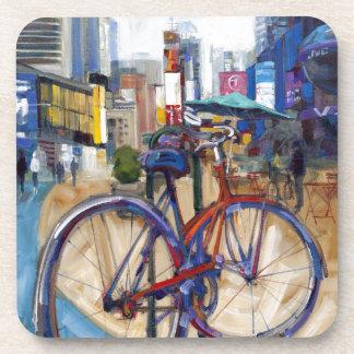 NYC Bikes Times Square Coaster