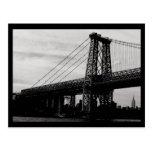 NYC Bridge Postcard