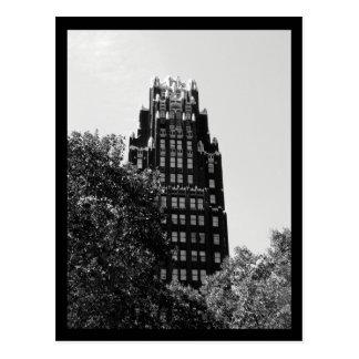 NYC Bryant Park Building Postcard