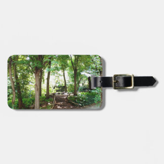 NYC Central Park Trail Bag Tags