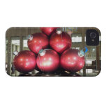 NYC Christmas iPhone 4 Case-Mate Cases