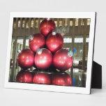 NYC Christmas Plaques