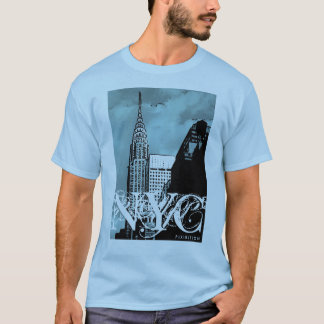 NYC Chrysler Building T-Shirt