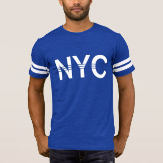 NYC city style graphic tee