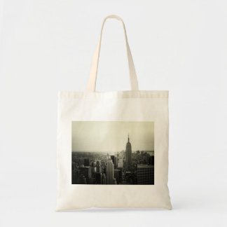 NYC Cityscape Budget Tote Bag