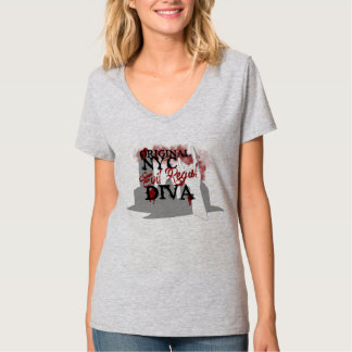 NYC Evil Regal Diva - Dana Edition T-Shirt