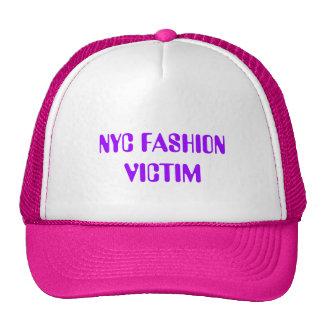 NYC FASHION VICTIM CAP