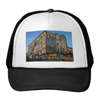 nyc graffiti sick styles trucker hat