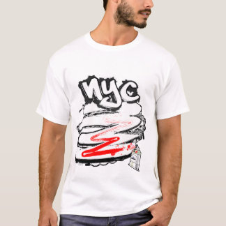 NYC graffiti T-Shirt