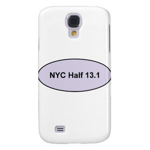 NYC Half Pride Samsung Galaxy S4 Covers