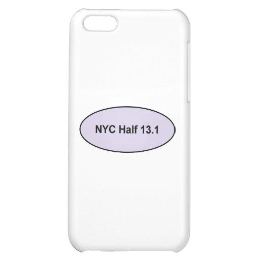 NYC Half Pride iPhone 5C Cover