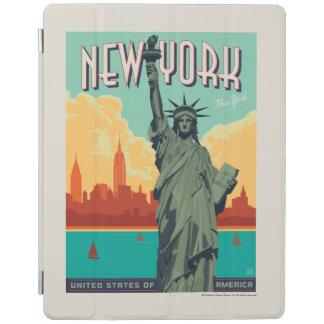 NYC - Lady Liberty iPad Cover