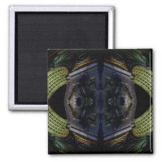 NYC Landmarks Design 15-2  CricketDiane Art Refrigerator Magnets
