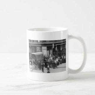 NYC Meat Riot 1910 Coffee Mugs
