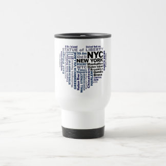 NYC mug - choose style & color