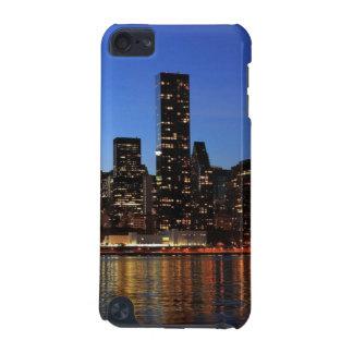 NYC New York City Manhattan Night iPod Touch (5th Generation) Case