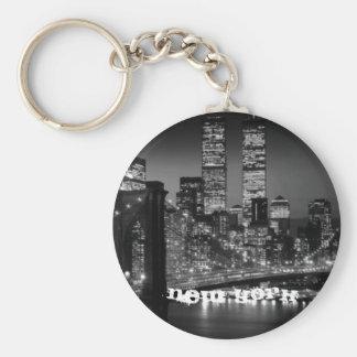NYC, New York Key Ring