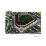 NYC, New YorkAerial View of Yankee Stadium Post Cards