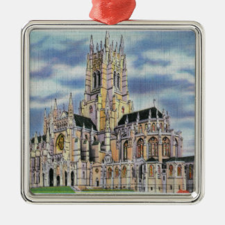 NYC, New YorkCathedral of St. John the Divine Christmas Ornament